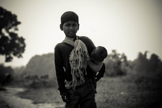 What can we do to eradicate poverty?