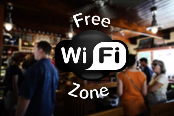 Free WiFi Spots - Beneficial or not?
