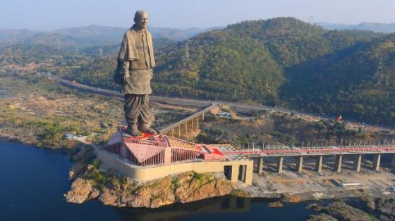 Statue of unity - GD Topic