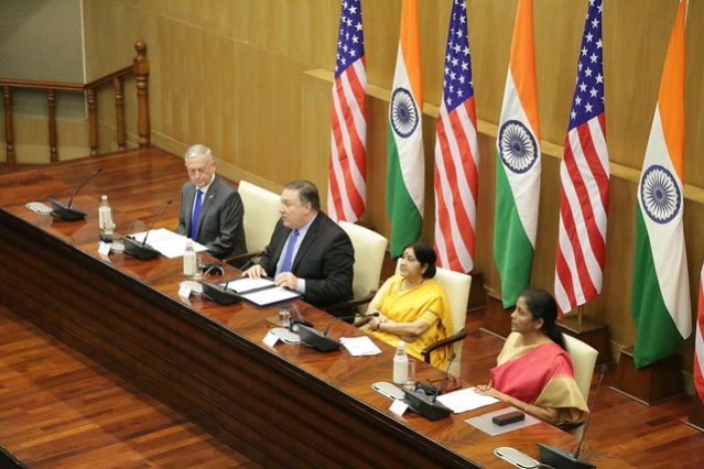 india us relations group discussion