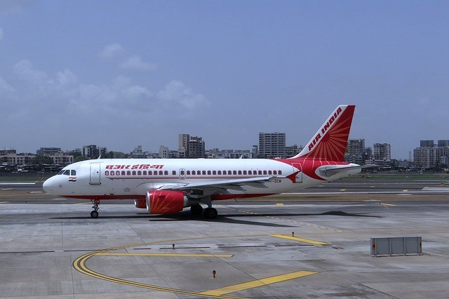 Air India gd topic