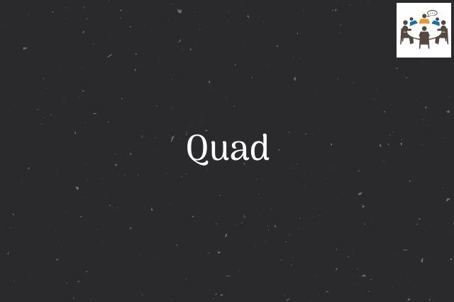 Quad - GD Topic