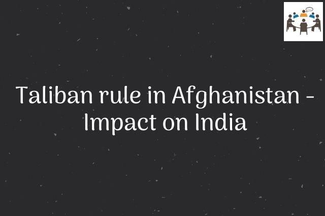 Taliban rule in Afghanistan
